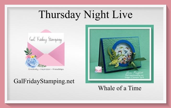 Thursday Night Live: New Shaker Card Technique