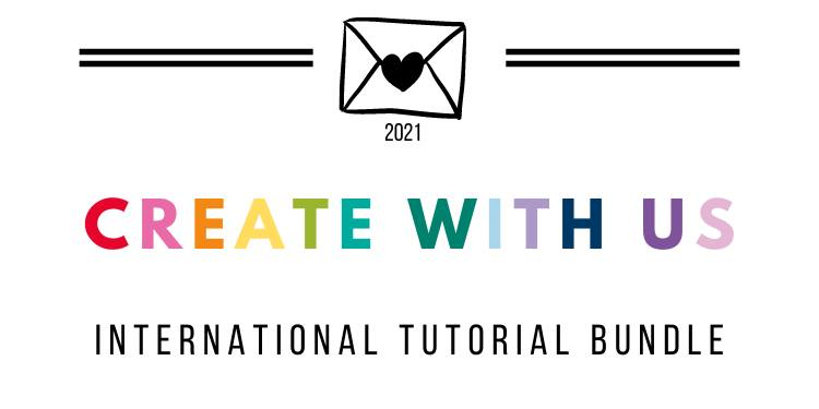 Create with Us International Tutorial Bundle design team