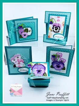 Introducing the New Pansy Petal Bundle Class to Go