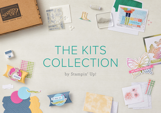 Card Kit Collections at Stampin' Up!