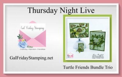 Turtle Friends Bundle Live Tonight