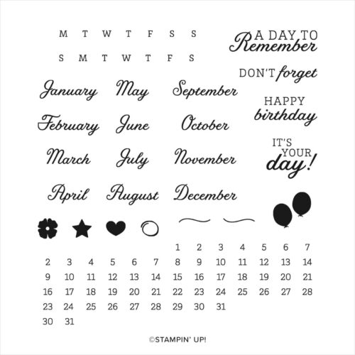 These are the Days to Remember Kit