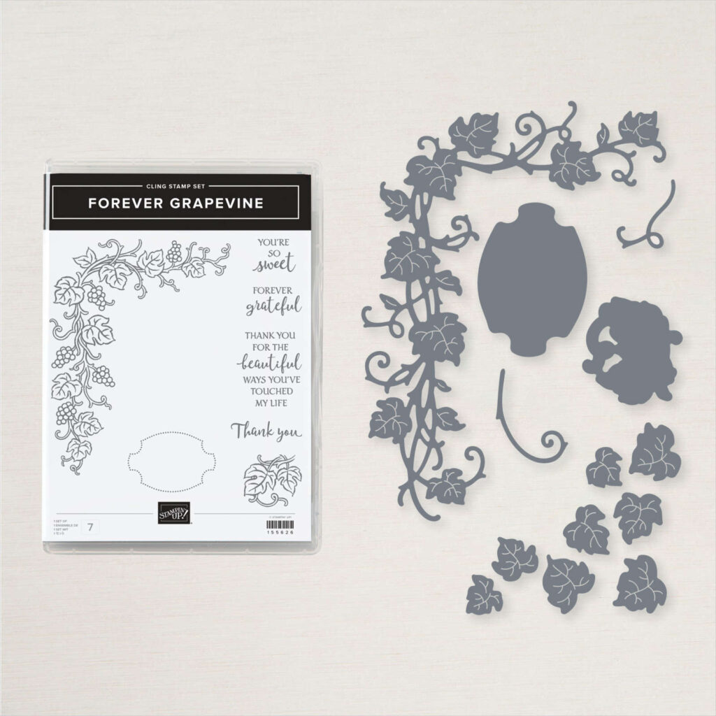 Forever Grapevine Bundle from Stampin' Up!
