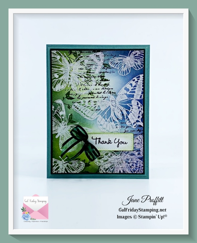 A beautiful and brilliant card for the Silver Elite Blog hop.