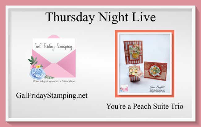 Thursday Night Live with Sweet as a Peach