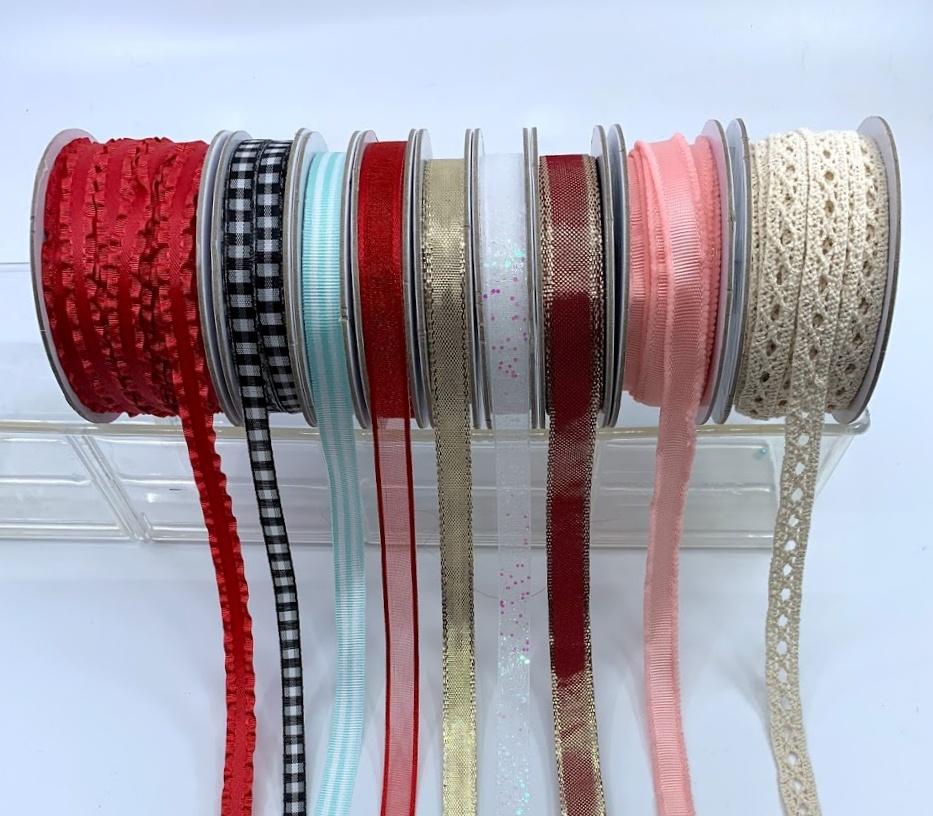 Ribbon share from the 2021 Mini Catalog