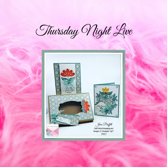 Thursday Night Live with In Symmetry