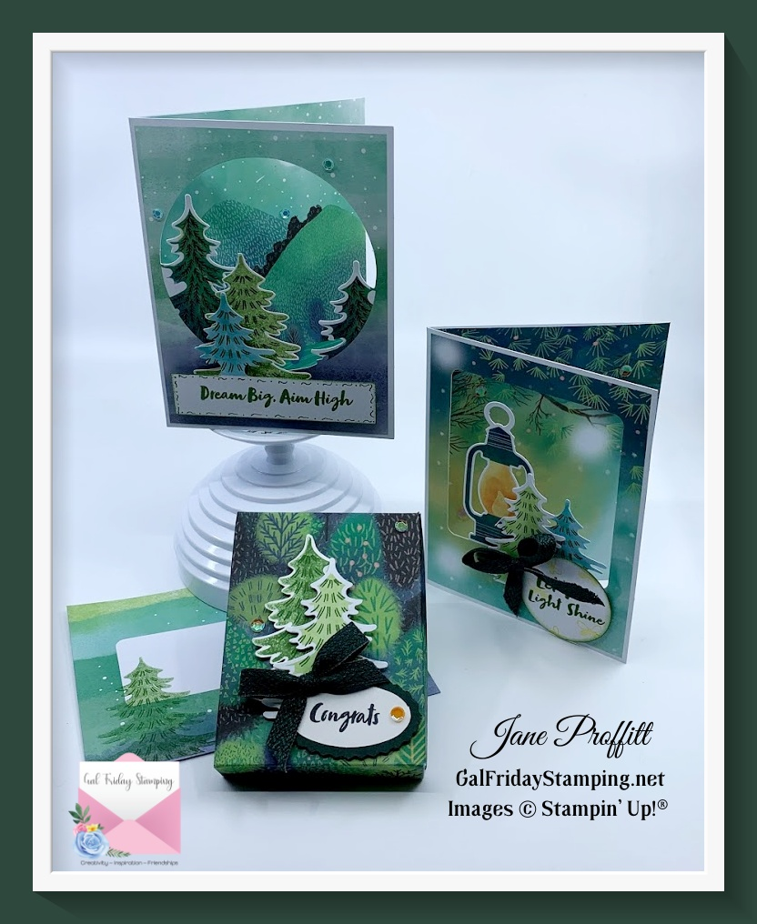 Paper Pumpkin Inclusive kit for July is a fun and amazing card kit.