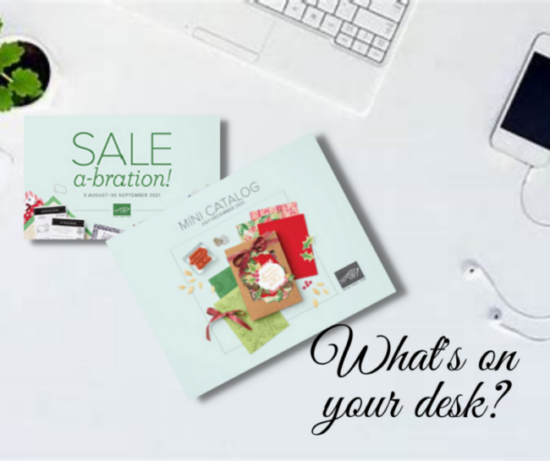 It is Time to Sale-a-Brate ~ Mini Catalog Release