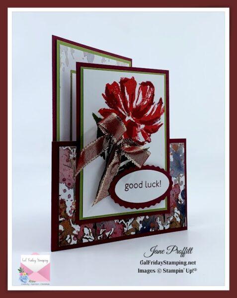 Art Gallery Photopolymer Stamp Set
