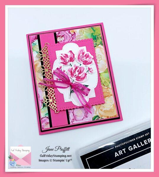 Stampin' Up! Art Gallery Stamp Set